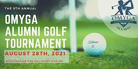 The  9th Annual OMYGA Alumni Golf Tournament tickets