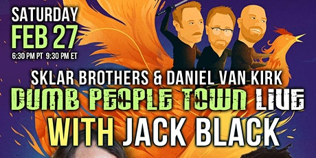 DPT Live: On Demand! (w/ Jack Black and music from Open Mike Eagle) tickets