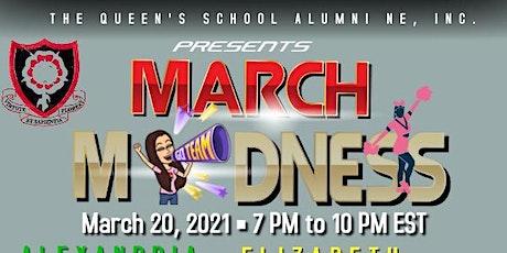 The Queen's School Alumni NE  March Madness Virtual Fundraiser tickets