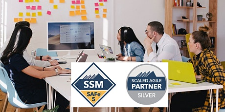 SAFe® Scrum Master  -May 24-25-Canada Eastern - (SSM® 5.0 Certification) tickets