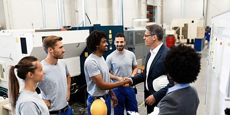 BUILD YOUR TEAM: The Business Case for Diversity in Manufacturing Webinar tickets
