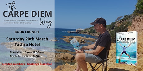 Book Launch - The Carpe Diem Way tickets