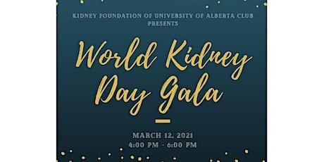 KFUA Presents: World Kidney Day Gala 2021 tickets