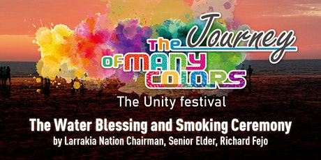 The Unity Festival - The Journey of Many Colors tickets