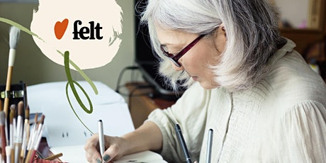 Felt: Creative Community Meetup for Older Adults tickets