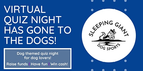 Virtual Quiz Night Has Gone to the Dogs! tickets
