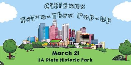Citizens Drive-Thru Pop-Up (1:00 - 1:30pm) tickets