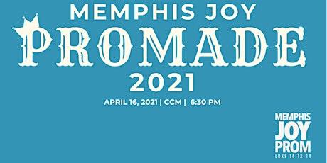 MJP 2021 PROMADE - a drive-thru experience tickets