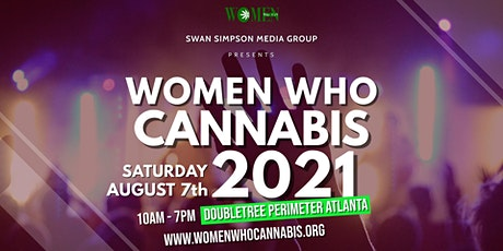Women Who Cannabis Business Expo 2021 tickets