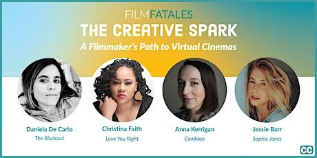 The Creative Spark tickets