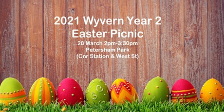 Newington Wyvern Year 2 Easter Picnic  Sunday 28th March 2021 tickets