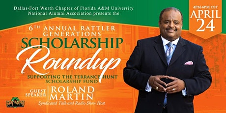 FAMU DFW 6th Annual Rattler Generations Scholarship Roundup tickets