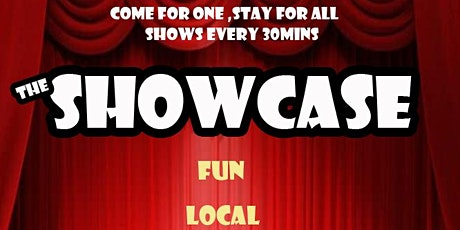 Showcase  - Live on Stage tickets