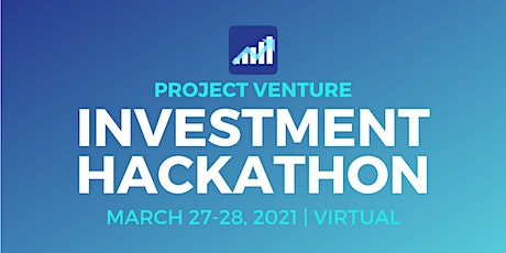 Project Venture Investment Hackathon tickets