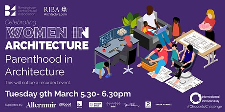 Perspectives: Parenthood in Architecture tickets