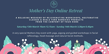 Online Mother's Day Retreat with Formula Health tickets