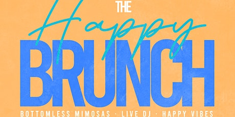 The Happy Brunch | LA Rooftop tickets