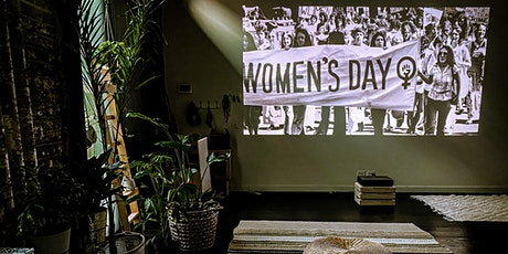 International Women's Day - Feminism & Film - Punching upwards tickets