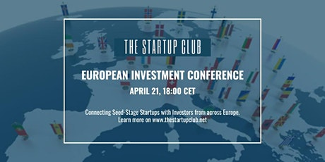 European Investment Conference tickets