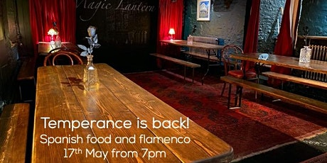 Spanish food and flamenco night! tickets