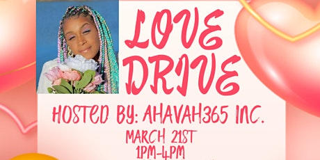 Ahavah365 Love Drive & Birthday Celebration tickets