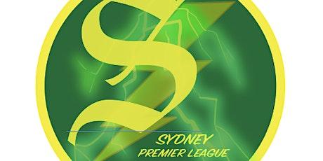 Sydney Premier League 2021 tickets