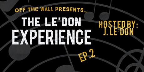 The Le'Don Experience tickets
