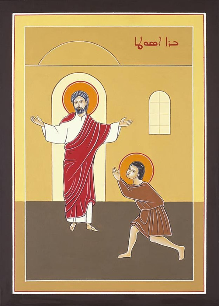 Sunday of the Prodigal Son - 11am Sunday 7th March at OLOL Church image