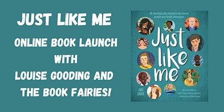 Just Like Me Book Launch tickets