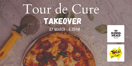 Tour de Cure - takes over The King's Head Hotel tickets