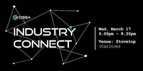 CISSA Industry Connect tickets