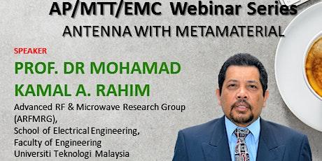 IEEE Malaysia  AP/MTT/EMC WEBINAR SERIES 2 tickets