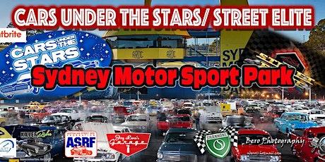 CARS UNDER THE STARS T21/46 & STREET ELITE tickets