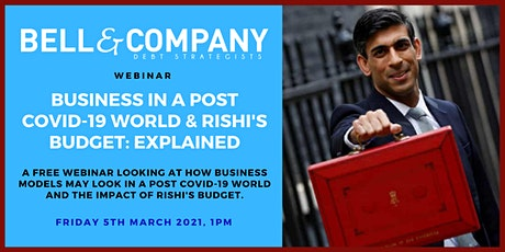 Business in a post Covid-19 world & Rishi's Budget: Explained tickets