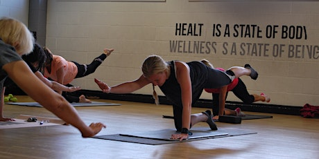 Pilates with Cathyann Phillips tickets