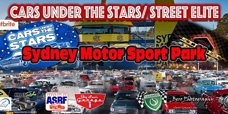 CARS UNDER THE STARS T21/46 & STREET ELITE tickets