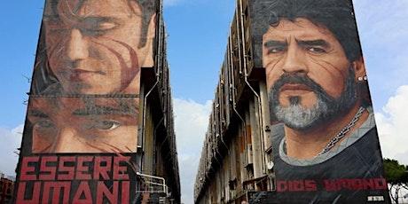 Natwork presenta: Strit Napoli, pinturas, muralistica e realtà fotografica biglietti