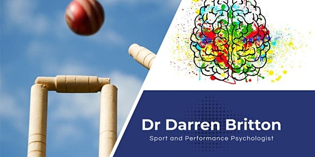 Psychology for Cricket: Getting more out of your training and preparation tickets