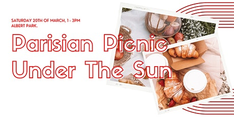 Parisian Picnic Under The Sun tickets