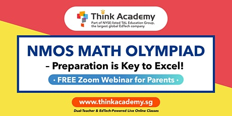 NMOS National Math Olympiad of Singapore – Preparation is Key to EXCEL! tickets