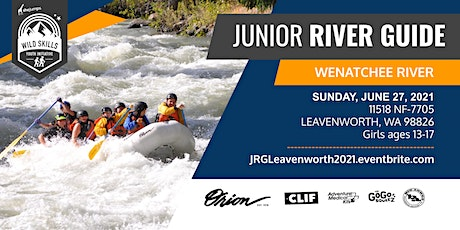 WA Wild Skills Junior River Guide: Leavenworth tickets