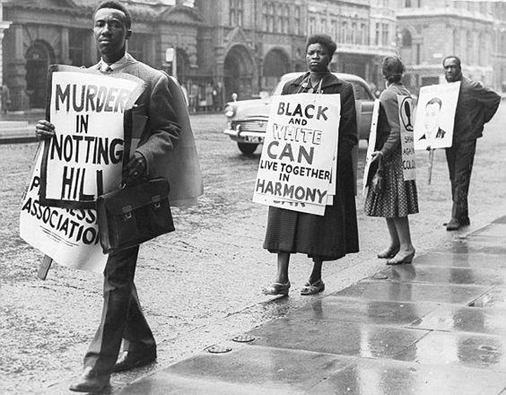 Is Britain Responsible for America's Race Relations ? image