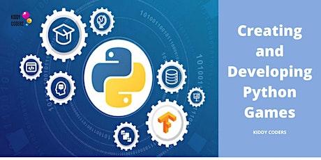 Creating and Developing Python Games biglietti
