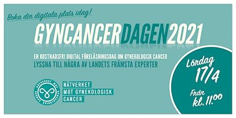 Gyncancerdagen 2021 biljetter
