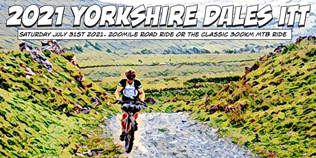 2021 Yorkshire Dales 200 & 300 ITT tickets