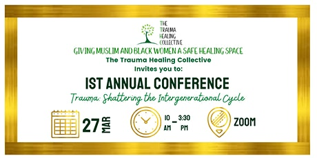 The Trauma Healing Collective CIC Conference tickets