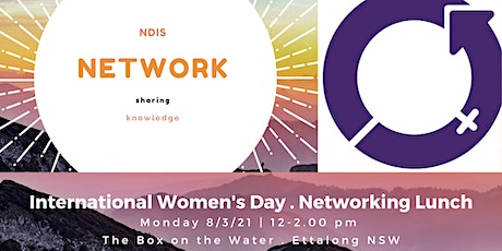 NDIS Network - International Women's Day Lunch tickets