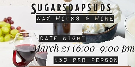 Wax Wicks & Wine Date Night tickets