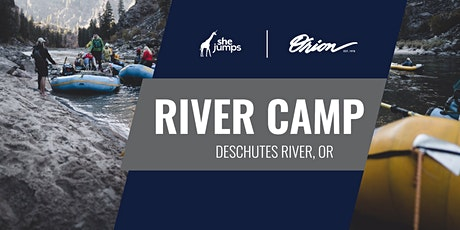 OR SheJumps River Camp: Deschutes tickets