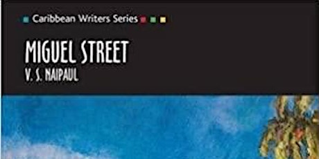 Books Over Brunch :The Subplot. Sun. April 25th.11am. Miguel Street. tickets